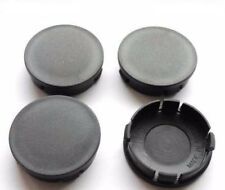 4 X ALLOY WHEEL CENTRE HOLE CAPS 55 mm 58 mm FOR AUDI A4 A3 A6 A3 80 100 ..NEW