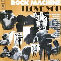 rock machine i love you cd..(cbs sampler 1968)