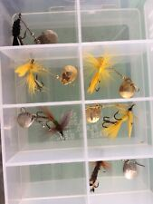 Joe's Flies Premium Trout Hot4Trout 5 #1 Selection Spinner Baits Awesome