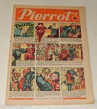 PIERROT 30 mai 1948 N°22: Allumoir électrique – Scouts la corne