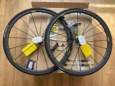 Mavic R-SYS SLR Exalith Wheels - Wheelset - Carbon Spokes