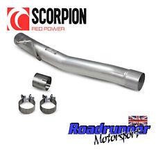 Scorpion VW Golf R MK7 & MK7.5 Resonator Delete Pipe Exhaust SVWP054 Fits OEM