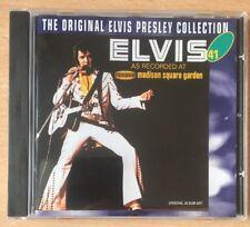 Original Elvis Presley Collection 41 - Madison Square Garden - MINT CD FASTPOST
