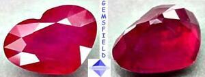 SI - 6.78 cts !!! RUBIS de MADAGASCAR !!! rosé clair violacé !!! poli AAA++ !!