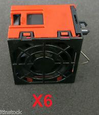 6 x Ventola Per IBM 60mmX60mm X SERIE 346 40K6459 40K6481 Ventola Di Raffreddamento Modulo