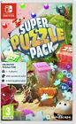 Super Puzzle Pack + 500 Games Nintendo Switch Game 3+ Years