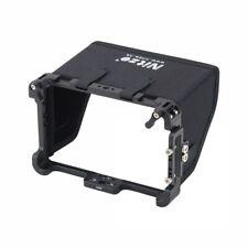 "5.5"" Monitor Cage w Sunhood for Portkeys LH5P 4K Full HD Camera Control Monitor"