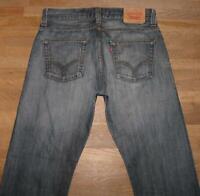 """Décontracté """" Levi `S 512 Bootcut """" D'Homme Jeans / en Bleu Env. W33 """" / L33 """""""