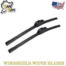 "22""&26"" For 2006-2011 Honda Civic Quality Beam Frameless Windshield Wiper Blades"