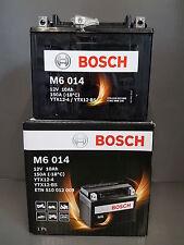 Batería de Moto Bosch AGM M6 12v 10ah 0092m60140 ###