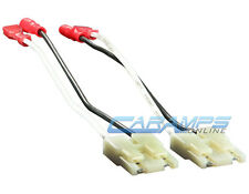 NEW CAR STEREO OEM SPEAKER REPLACEMENT INSTALLATION WIRE HARNESS PLUG