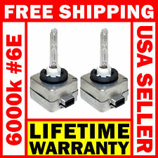 HID XENON BULB 6000k D1S Chrysler Town and Country 2008-2011 - Crystal White