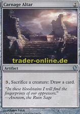 2x Carnage Altar (Altar des Massakers) Commander 2013 Magic
