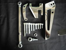 ALTERNATOR MOUNTING BRACKETS BILLIT ALUMINIUM CHEV BIG BLOCK SHORT W P