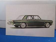Studebaker 1964 Cruiser  mint postcard  ***