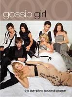 Gossip Girl: The Complete Second Season DVD