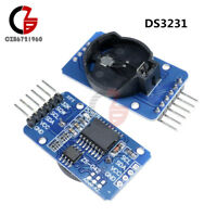 2/5/10PCS DS3231 AT24C32 IIC RTC Clock Timer Memory Module f Arduino Repl DS1307