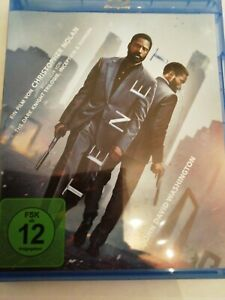 TENET (+ Bonus-Blu-ray) [Blu-ray] - Neuwertig