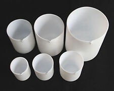 1pc New PTFE Beaker lab Cup 1000ml