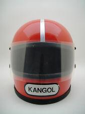 70's HELMET KANGOL VINTAGE ROCKER Motorcycle TT Racing CAFE RACER Classic Rider