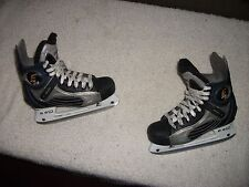 CCM EASTON E30 EXTERNO ICE HOCKEY SKATES SIZE 4 D,GREAT SHAPE, GREAT PRICE L@@K