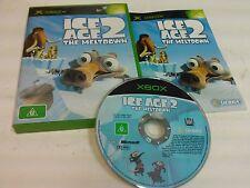 Ice Age 2 The Meltdown Xbox