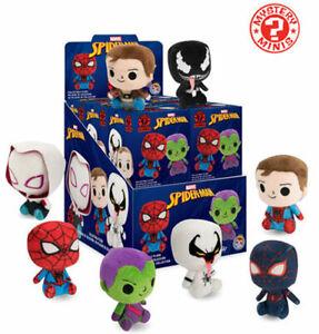 Funko Mystery Minis Spider-Man Plushies Series 1 (2018) FREE SHIPPING