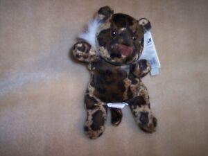 Beanie Kids Lenny the Leopard Beanie BK 014 Retired First 100