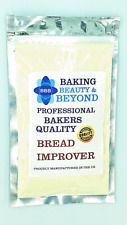 200g Professional Bakers Bread Flour & Dough Improver Perfect for Bread Machines
