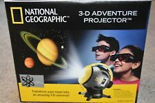 National Geographic 3D Adventure Projector