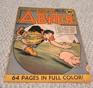 Li'l Abner 2 (Single Series 18) 1940 United Feature Comic Group