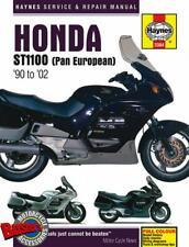 Haynes 3384 Workshop Manual Honda ST1100 Pan European 90-02