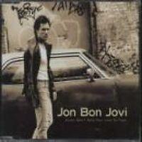 Jon Bon Jovi Jamie, don't take your love to town (1997, #5749872) [Maxi-CD]