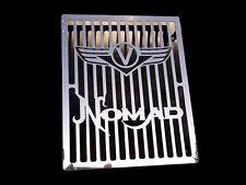 KAWASAKI VN 1500 VULCAN NOMAD 99-04 acero inoxidable rejilla del radiador