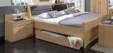 Betten & Wasserbetten aus MDF -/Spanplatten in Holzoptik mit Zubehör