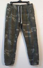 VINTAGE  Abercrombie & Fitch CAMO Camouflage Sweatpants Men's Medium