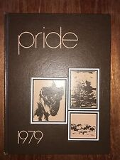 Smoky Hill High School Denver CO ORIGINAL 1979 yearbook annual history