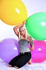 1x 315er Umfang Riesen- Luftballon ++ 1x 100cm Ø Riesen- Ballons + weich + WXY +