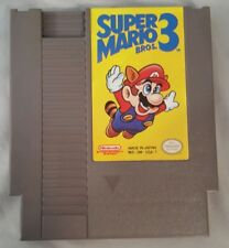 SNES (Super Mario Bros. 3) Nintendo~Cleaned & Tested ~ Original Game