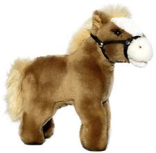 Plüschtier Plüsch Pferd 20cm dunkel-braun Plüschpferd Stoffpferd Kuscheltier