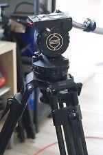 Oskar Heiler/Sachtler Filmstativ Video Stativ Tripod Filmtechnische Geräte