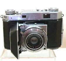 Kodak retina II a 35MM camera with Ektar 50MM F3.5 uncoated