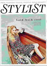 Game Of Thrones' Sophie Turner: Stylist Magazine Article & Pictures