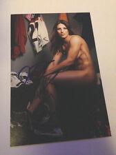 Hilary Knight SIGNED 4x6 photo WOMEN'S HOCKEY / TEAM USA / ESPN BODY ISSUE SEXY