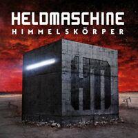 HELDMASCHINE - HIMMELSKÖRPER   CD NEU