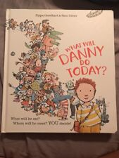 Usborne What Will Danny Do Today? Book