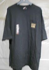 Harley Davidson Men's Black 110th Anniversary Pocket Tee Shirt Size 4XL