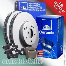 ATE Bremsscheiben+Ceramicbeläge Audi A6 4F2 Ø330 HINTEN belüftet