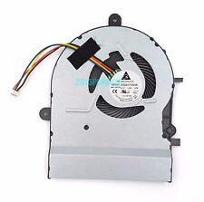 NEW CPU fan for ASUS A501L K501L K501LX K501LB K501UX V505L BA81-08475A