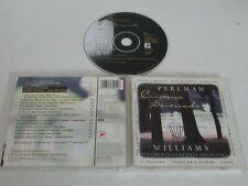 Itzhak Perlman/John Williams/The Pittsburgh Symphony Orchestra–Cinema Serenade